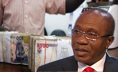 Gov Central Bank of Nigeria, Central Bank of Nigeria