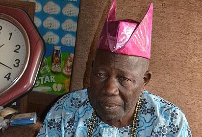 Balogun of Ibadanland, Chief Saliu Adetunji