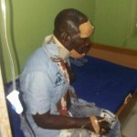 Amakye Dede escapes death in gory motor crash