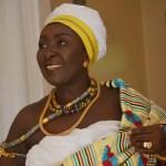 Deputy Minister Hon Dzifa Gomashie Donates To Her community