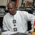 Prez Mahama Responds To Petition On Stan Dogbe