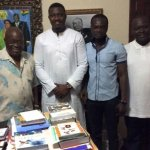 NPP leaks photo of John Dumelo's meeting