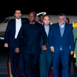 Mahama meets Ghanaian students in Iran
