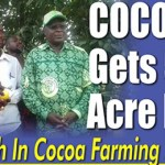 COCOBOD Gets 500-Acre Land