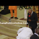 Nana Akufo Addo Falls Again (Video)