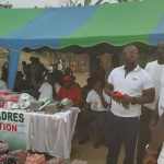 Hundreds Attend Maiden Edition of Young Cadres' Inter-Constituency Soccer Fiesta