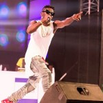 Shatta Wale calls for peace at Tamale NDC campaign launch