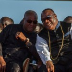 President Mahama Joins LCI For Good Friday Service -PICTURES