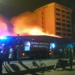 Breaking News:Vienna City Night Club on Fire