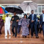 My woman, my everything' - President Mahama assures wife