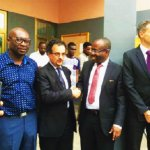 British High Commission to Ghana meets GFA Officials