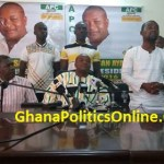 Dr Hassan Ayariga Embarks On Come on Board Tour