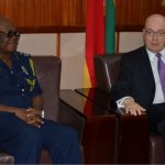 US ambassador calls on IGP