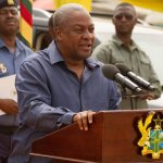Mahama promises Voltarians 'Southern Dev't Authority'