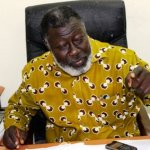 Remains Of Late Odoi Mensah Arrives In Ghana Today