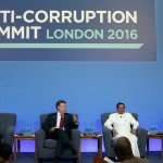 World leaders pledge to tackle corruption at London summit – as it happened