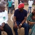 Tema Central Chronicles: Ebi Bright welcomes Kofi Adams