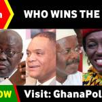 John Mahama Leads With 65% In Second Social Media Polls