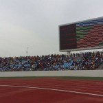 Becca entertains President Mahama, others at new Cape Coast stadium