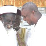 Former President John Mahama To Celebrate Sallah With Muslims At Gold House