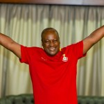 Mahama will win 2016 election one-touch - Bagbin predicts