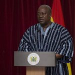 President Mahama Marks Ghana's 56th Republic Day With Senior Citizens