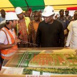 'Day One' of President Mahama's Tour of the Upper West Region;