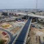 Workers on circle Interchange demand one month project extension