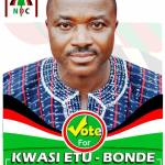 Kintampo North MCE Plots Coup Against The NDC Elected Parliamentary Candidate (Kwasi Bonde)