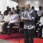 President Mahama dismisses alleged conflict of interest in Ford gift saga