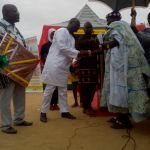 Nzema-Manle Council Honours Emmanuel Armah Kofi-Buah