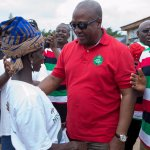 There will be no all-die-be-die in 2016 election – Mahama