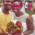 Manasseh Azure Awuni marries longtime girlfriend