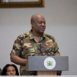 Mahama increases peace-keeping allowance