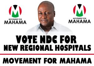 movement for mahama
