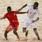 Ghana Beach Soccer team receive $30,000 from MOYS