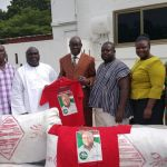 Friends Of John Dramani Mahama In Usa Donates 5,000 T-Shirts To Mahama For Campaign