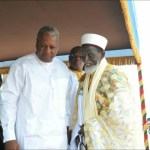 Mahama is a gift to us -  National Chief Imam Sheikh Dr. Osmanu Nuhu Sharubutu