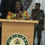 Oye Lithur Joins Nigeria Lawyers To Preach About Women And Children Rights Protection