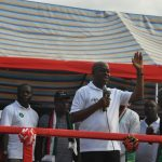 Mahama has justified himself - Amissah-Arthur