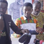 10, 000 Abraham Attah Tom shoes in & ready for donation