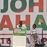 NDC's unprecedented campaign launch; Massive show of unity and strength (67,000 people)
