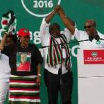 Dec polls: Shun violence – Mahama to NDC
