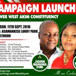 NDC Parliamentary Candidate Shirley Naana Osei-Ampem To Launch Campaign Massively