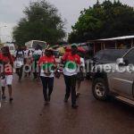 Heavy Rains Disrupt Start Of NDC Manifesto Launch In Sunyani
