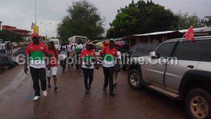 ndc supporters sunyani