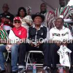 Akua Donkor At NDC Manifesto Launch -(Pics )