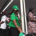 LEAP Is Not Collapsing -Gender Minister Nana Oye Lithur