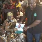 You Are Greater Than Kwame Nkrumah - Jamestown Mantse Tells Prez Mahama