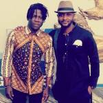 Ghana vs Kenya Afcon Qualifier: Stonebwoy To Sing National Anthem